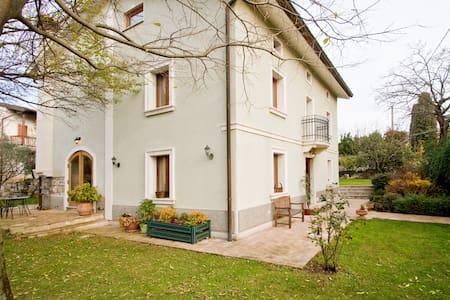 Atmosfera di una casa del 1905 - Sistiana