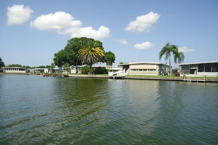 Water View Cottage Relaxing Vacay - Largo - Casa
