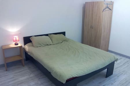 T2 appartment, calm and and equiped - Appartement