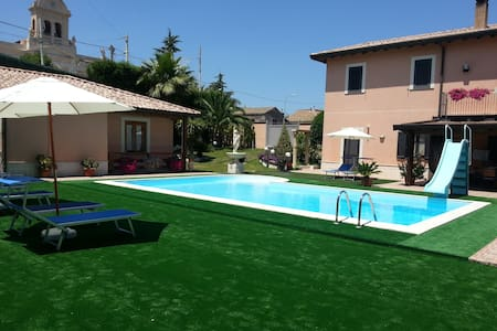 Villa con piscina sull'Etna - Casa