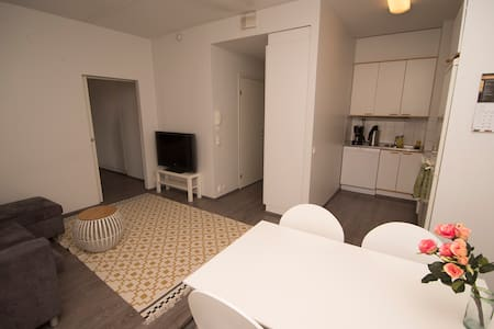 Apartment in the center with parking and sauna - Apartment