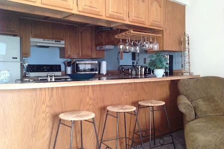 15 minutes from downtown ANCHORAGE - Apartamento