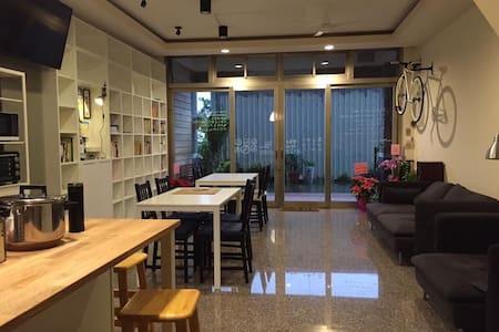 大里驛青年旅館, 8人客房 8 beds Dormitory - 頭城鎮