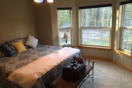 Private Bed & Bath w/ Forest View - Columbia Falls - House