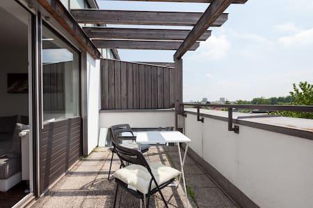 Moderne Wohnung  Top Zustand - Apartment