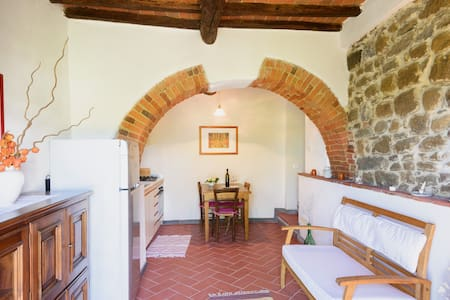 La Tuia Vacanze apt x 2 - Montevarchi - Apartment