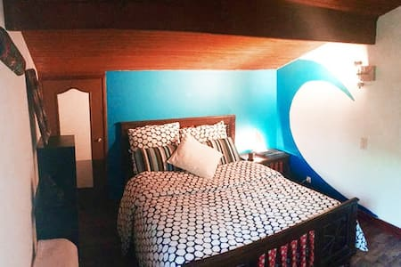 Double room in shared Surf Villa - Soorts-Hossegor - Villa