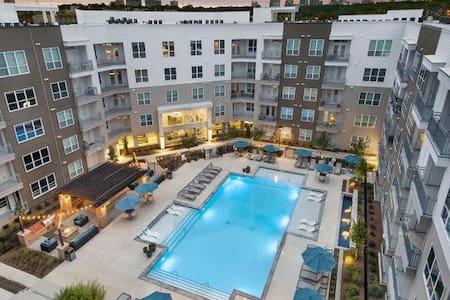 Brand new, private Master bedroom in Buckhead - Atlanta - Apartment