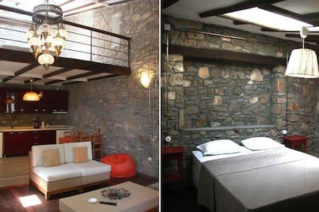 Chelidoni Bozcaada Guesthouse - House