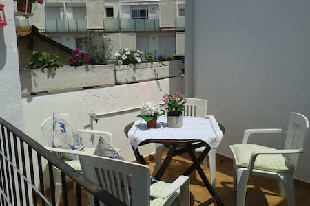 Apartamento MEDITERRANEO en calle de pescadores - Caldes d'Estrac - Apartment