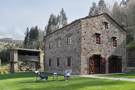 Casona de Labrada, a unique & eco rural experience - Labrada - Hus