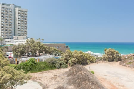 Perfect location 5min beach, bright - Herzliya - Huoneisto
