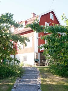 Big apartment only 15 minutes from Stockholm city - Apartment