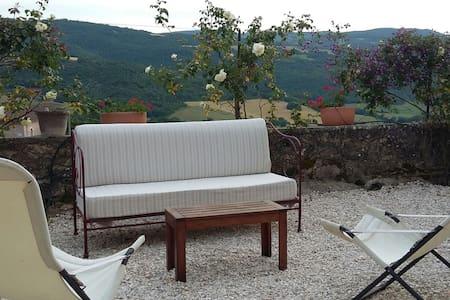 La casa di Massimo e Luisa - Capo del Colle - Villa
