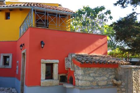 istrian stone house - Veliki Vareški - Haus