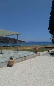 new home 50 metres from sea - Palaia Epidavros - Haus