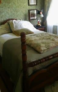 Private room in great neighborhood! - Casa