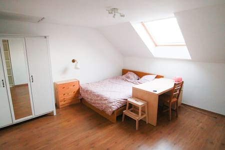 Nice room in Ghent - House