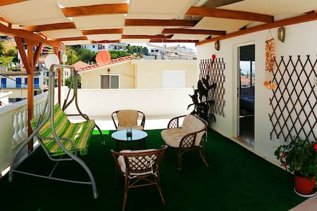 Central Apt with 70sqm terrace!!! - Apartament