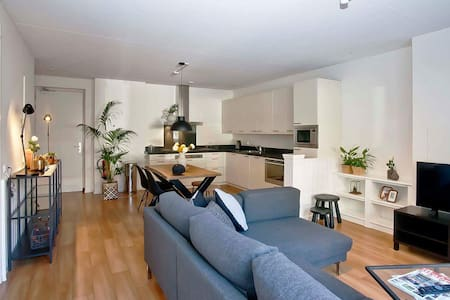 Luxurious apartment in the City Center - Tilburg - Apartamento