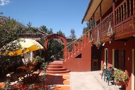 Warm home, w/ view of sacred valley - Urubamba - Bed & Breakfast