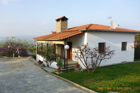 Our house on top of the hill... - Thessaloniki - Rumah