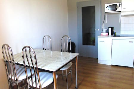 Studio with private parking. - Apartamento