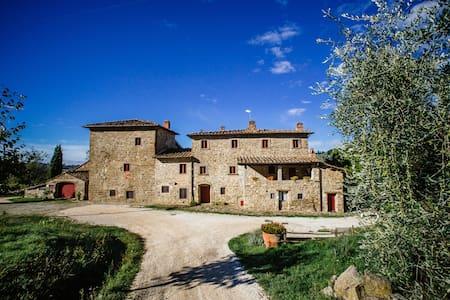 Farmhouse Palaia, near Florence - Pelago