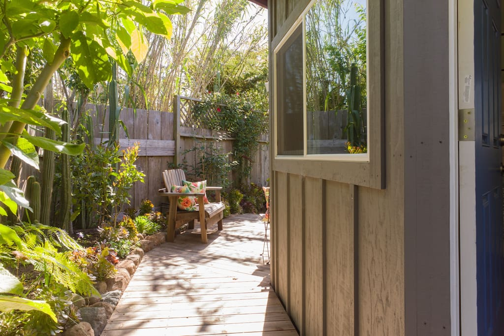 Evergreen Cottage Cabins For Rent In Bolinas