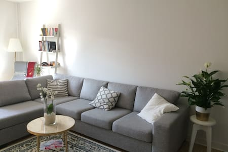 Two room apartment in central Stockholm 40sqm - Stockholm - Appartement