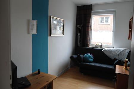 Wunderschönes, kleines Zimmer, zentral - Apartment