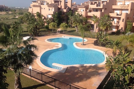 Exclusive golf apartment - Torre Pacheco