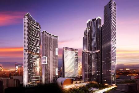 The tallest building in Makati CBD - Wohnung