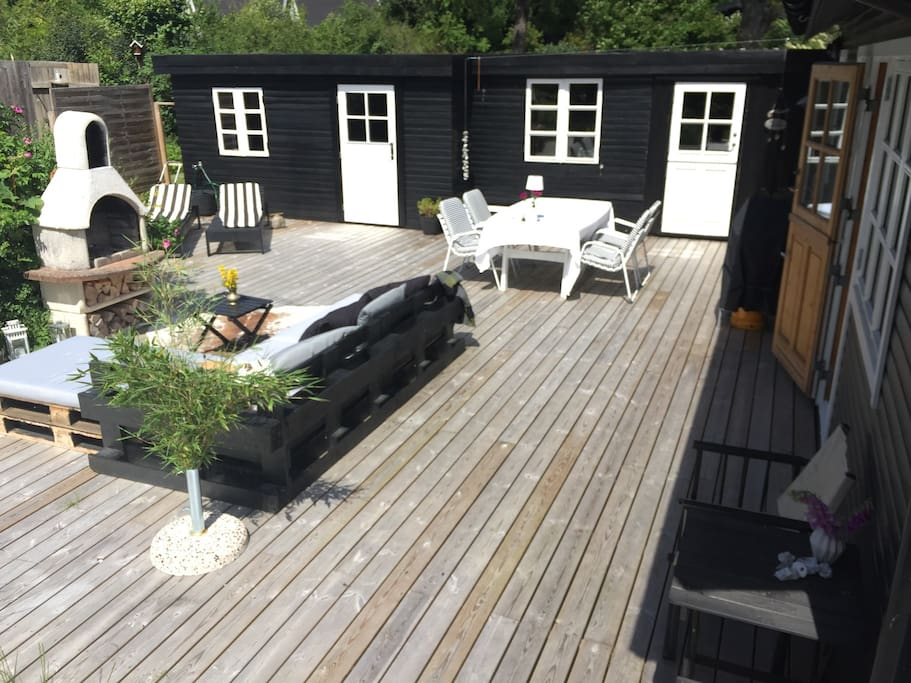 Charming cottage between the 2 seas   houses for rent in sjællands ...