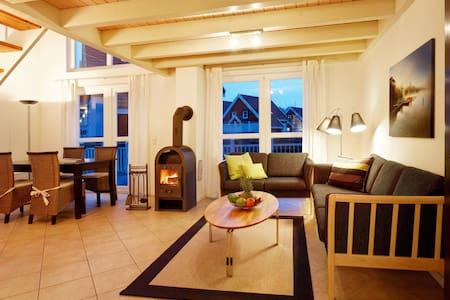 Ferienhaus am Scharmützelsee 4 Pers - Bad Saarow - Maison de ville