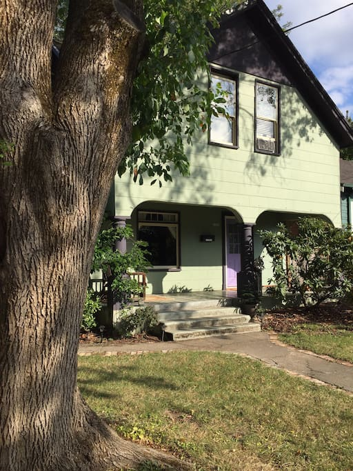 Beautiful 1905 charm on the outside with modern amenities on the inside...