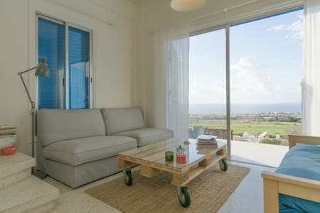 Breathtaking sea views , Paphos - Casa
