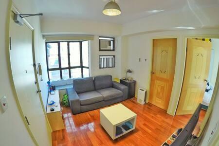FANTASTIC FLAT - Heart CENTRAL/SOHO - Hong Kong  - Apartment