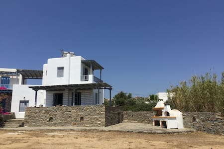 Villa Tonia (Sea View) in St. Peter / Plaka Naxos - Naxos - Villa