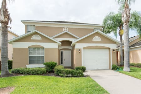 Beautiful 3 bedroom 2.5 bathroom - Haines City