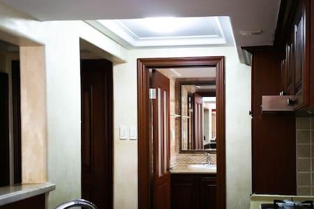[家的温馨,海的畅想]星海广场一室一厅一卫精装豪华公寓 - Apartment