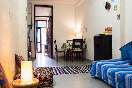 Budget stay in South Delhi! - Újdelhi - Lakás