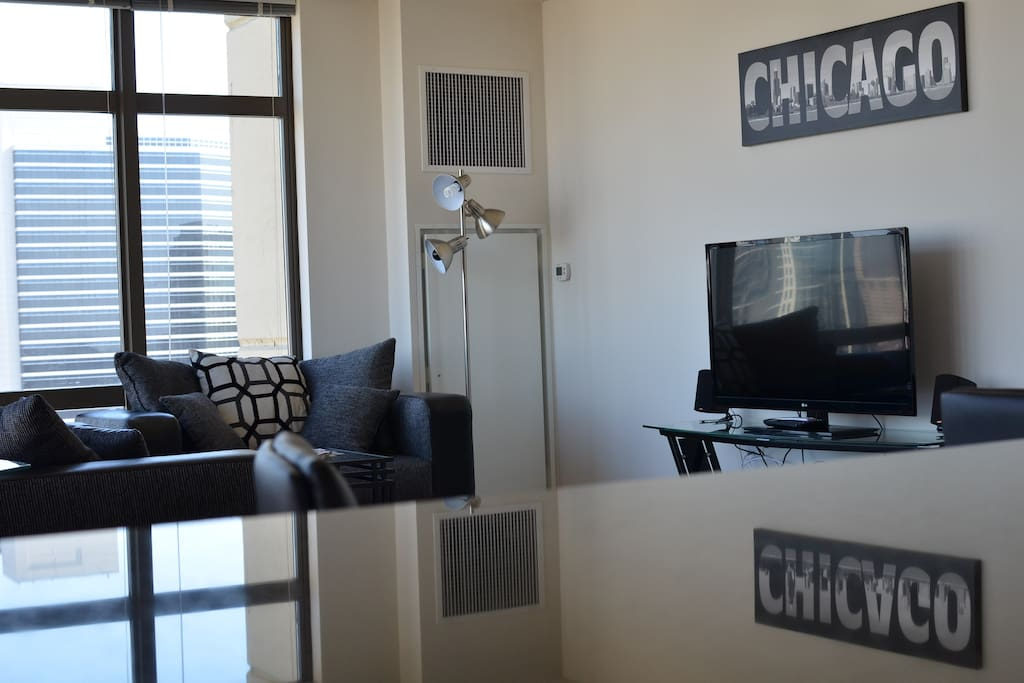 Spacious 2Bed/2Bath Apartment