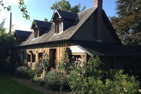 Maison d'Ami - Cottage Romantique - Welcome - Trouville-sur-Mer - House