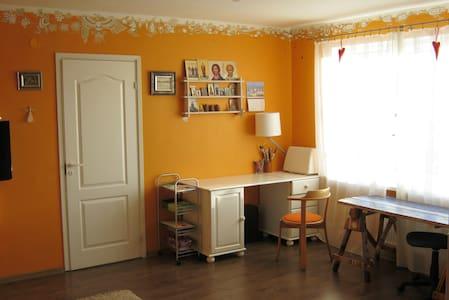 Artist studio/Арт-студия художника - Apartment