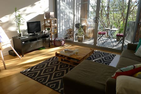 Modern room in the heart of Surry Hills - Apartamento