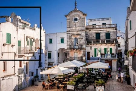 Cisternino Rooftop Apartment - Town Square - Cisternino - Apartemen