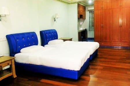 Ben & Roz Inn Twin Bed 2 - Szoba reggelivel