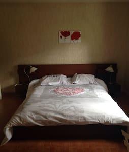Belle chambre en chartreuse - Saint-Laurent-du-Pont