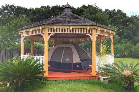 Tent Glamping, Adventure, Getaway - Namiot